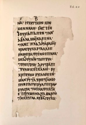 Texts relating to Saint Mêna of Egypt and canons of Nicaea in a Nubian dialect, with facsimile[newline]M6951a-32.jpg