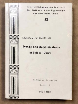 Tombs and Burial Customs at Tell El-Dab'a and Their Cultural Relationship to Syria-Palestine...[newline]M7021.jpg
