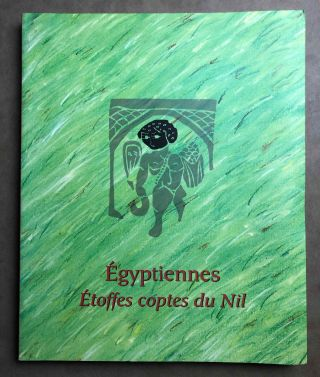 Egyptiennes: Etoffes coptes du Nil. AAC - Catalogue exhibition[newline]M7082.jpg