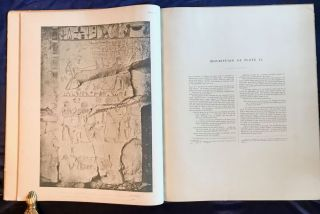 Wall drawings and monuments of El Kab. Vol. I: The tomb of Paheri. Vol. II: The tomb of Sebeknecht. Vol. III: The temple of Amenhetep III. Vol. IV: The tomb of Renni (complete set)[newline]M7150-37.jpg
