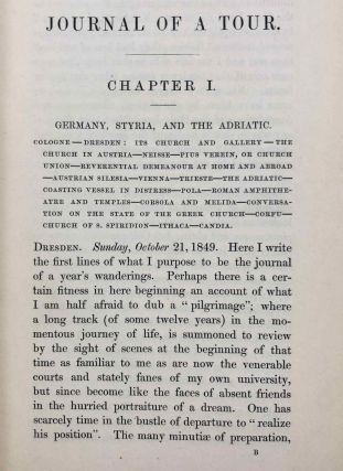 Journal of a Tour in Egypt, Palestine, Syria and Greece with Notes and an Appendix on Ecclesiastical Subjects[newline]M7211-13.jpg