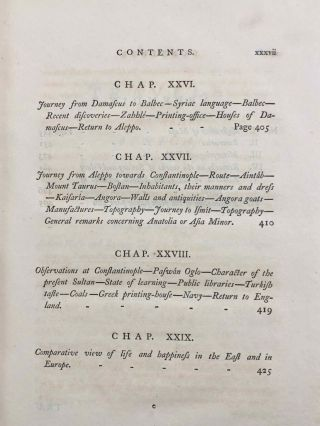 Travels in Africa, Egypt, and Syria, from the year 1792 to 1798[newline]M7223-26.jpg