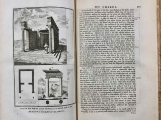 Description of the East and Some Other Countries. Vol. I: Observations on Egypt. Vol. II, part 1: Observations on Palæstine or the Holy Land, Syria, Mesopotamia, Cyprus, and Candia. Vol. II, part 2: Observations on the Islands of the Archipelago, Asia Minor, Thrace, Greece, and some other parts of Europe (complete set)[newline]M7225-25.jpg