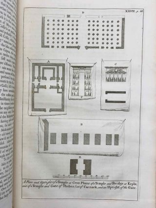 Description of the East and Some Other Countries. Vol. I: Observations on Egypt[newline]M7225a-07.jpg