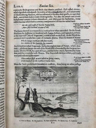A Relation of a Journey Begun An. Dom. 1610. Foure Bookes. Containing a Description of the Turkish Empire, of Aegypt, of the Holy Land, of the Remote parts of Italy, and ilands adjoyning.[newline]M7232-07.jpg