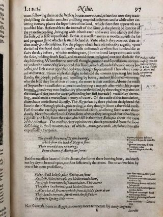 A Relation of a Journey Begun An. Dom. 1610. Foure Bookes. Containing a Description of the Turkish Empire, of Aegypt, of the Holy Land, of the Remote parts of Italy, and ilands adjoyning.[newline]M7232-08.jpg