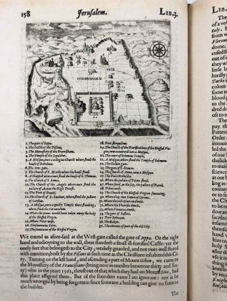 A Relation of a Journey Begun An. Dom. 1610. Foure Bookes. Containing a Description of the Turkish Empire, of Aegypt, of the Holy Land, of the Remote parts of Italy, and ilands adjoyning.[newline]M7232-09.jpg