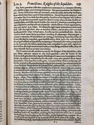 A Relation of a Journey Begun An. Dom. 1610. Foure Bookes. Containing a Description of the Turkish Empire, of Aegypt, of the Holy Land, of the Remote parts of Italy, and ilands adjoyning.[newline]M7232-10.jpg