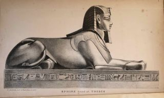 A Brief Account of the Researches and Discoveries in Upper Egypt Made Under the Direction of Henry Salt. To which is added a detailed catalogue of Mr. Salt's collection of Egyptian antiquities, illustrated with twelve engravings of some of the most interesting objects, and an enumeration of those articles purchased for the British Museum.[newline]M7233-004.jpg