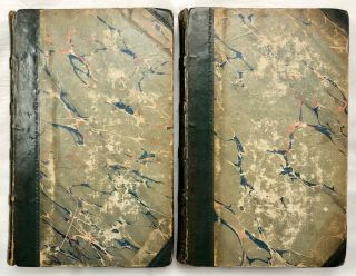 Travels in Turkey, Egypt, Nubia and Palestine in 1824, 1825, 1826 and 1827. 2 volumes (complete set)[newline]M7234-01.jpg