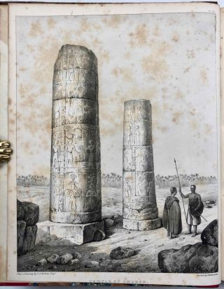 Travels in Ethiopia, above the second cataract of the Nile. Exhibiting the state of that country, and its various inhabitants, under the dominion of Mohammed Ali and illustrating the antiquities, art and history of the ancient kingdom of Meroe.[newline]M7247-03.jpg