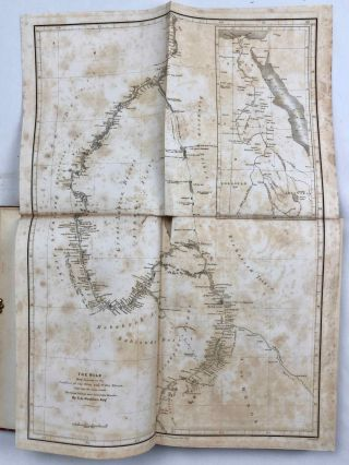 Travels in Ethiopia, above the second cataract of the Nile. Exhibiting the state of that country, and its various inhabitants, under the dominion of Mohammed Ali and illustrating the antiquities, art and history of the ancient kingdom of Meroe.[newline]M7247-20.jpg