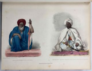 Travels in Ethiopia, above the second cataract of the Nile. Exhibiting the state of that country, and its various inhabitants, under the dominion of Mohammed Ali and illustrating the antiquities, art and history of the ancient kingdom of Meroe.[newline]M7247-24.jpg