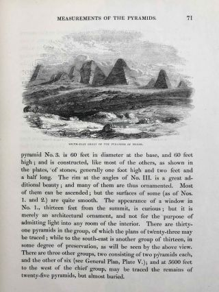 Travels in Ethiopia, above the second cataract of the Nile. Exhibiting the state of that country, and its various inhabitants, under the dominion of Mohammed Ali and illustrating the antiquities, art and history of the ancient kingdom of Meroe.[newline]M7247-25.jpg