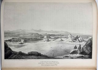 Travels in Ethiopia, above the second cataract of the Nile. Exhibiting the state of that country, and its various inhabitants, under the dominion of Mohammed Ali and illustrating the antiquities, art and history of the ancient kingdom of Meroe.[newline]M7247-32.jpg