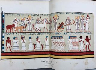Travels in Ethiopia, above the second cataract of the Nile. Exhibiting the state of that country, and its various inhabitants, under the dominion of Mohammed Ali and illustrating the antiquities, art and history of the ancient kingdom of Meroe.[newline]M7247-35.jpg