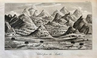 Travels in the Oasis of Thebes, and in the deserts situated East and West of the Thebaid, in the years 1815, 16, 17, and 18[newline]M7275-056.jpg