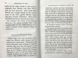 Notes on the Bedouins and Wahabys. Collected during his travels in the East. Vol. II (only)[newline]M7303-07.jpg