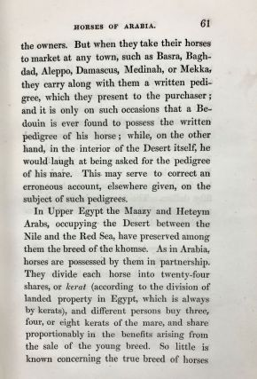 Notes on the Bedouins and Wahabys. Collected during his travels in the East. Vol. II (only)[newline]M7303-09.jpg