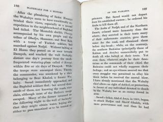 Notes on the Bedouins and Wahabys. Collected during his travels in the East. Vol. II (only)[newline]M7303-11.jpg