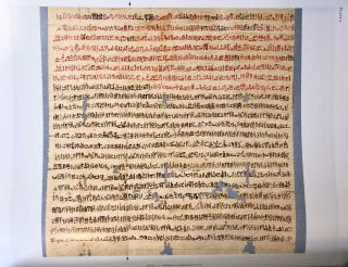 Catalogue of Egyptian Funerary Papyri in Danish Collections. The Carlsberg Papyri, vol. 13.[newline]M7333-07.jpg