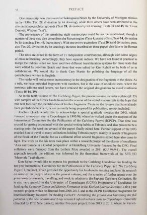 Demotic Literary Texts from Tebtunis and Beyond. 2 volumes (complete set)[newline]M7337-05.jpg