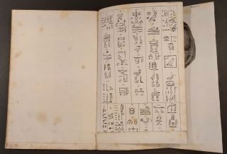 An Account of an Egyptian Mummy, presented to the Museum of the Leeds Philosophical and Literary Society, by the late John Blayds, Esq. Drawn up at the request of the council: by William Osburn, Junior, F.R.S.L. Secretary to the Society, with an Appendix, containing the Chemical and Anatomical Details of the Examination of the Body, by Messrs. E.S. George, F.L.S. Secretary to the Society; T.P. Teale and R. Hey.[newline]M7467-05.jpg