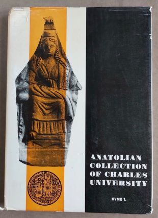 Anatolian collection of Charles University. BOUZEK Jan - DUFKOVA Marie - GRACE Victoria[newline]M7522.jpg