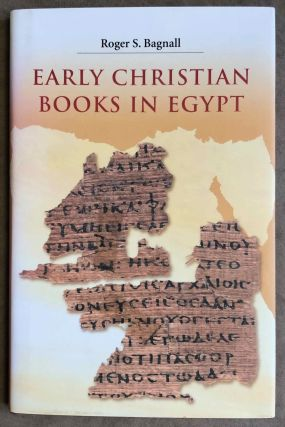 Early Christian Books in Egypt. BAGNALL Roger S[newline]M7632.jpeg