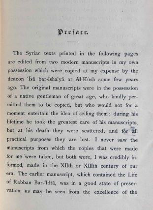The Histories of Rabban Hormizd the Persian and Rabban Bar-Idta: The Syriac Texts edited with English Translations. Vol. I: The Syriac texts (only)[newline]M7641-06.jpeg