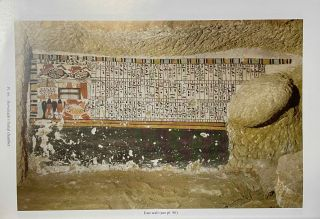The cemetery of Meir. Vol. I: The tomb of Pepyankh the Middle. Vol. II: The tomb of Pepyankh the Black. Vol. III: The tomb of Niankhpepy the Black. Vol. IV: The tomb of Senbi I and Wekhhotep I (complete set)[newline]M8137a-06.jpeg