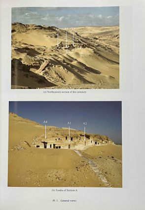 The cemetery of Meir. Vol. I: The tomb of Pepyankh the Middle. Vol. II: The tomb of Pepyankh the Black. Vol. III: The tomb of Niankhpepy the Black. Vol. IV: The tomb of Senbi I and Wekhhotep I (complete set)[newline]M8137a-12.jpeg