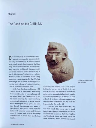 Deir el-Balah. Uncovering an Egyptian outpost in Canaan from the Time of the Exodus.[newline]M8312-05.jpeg